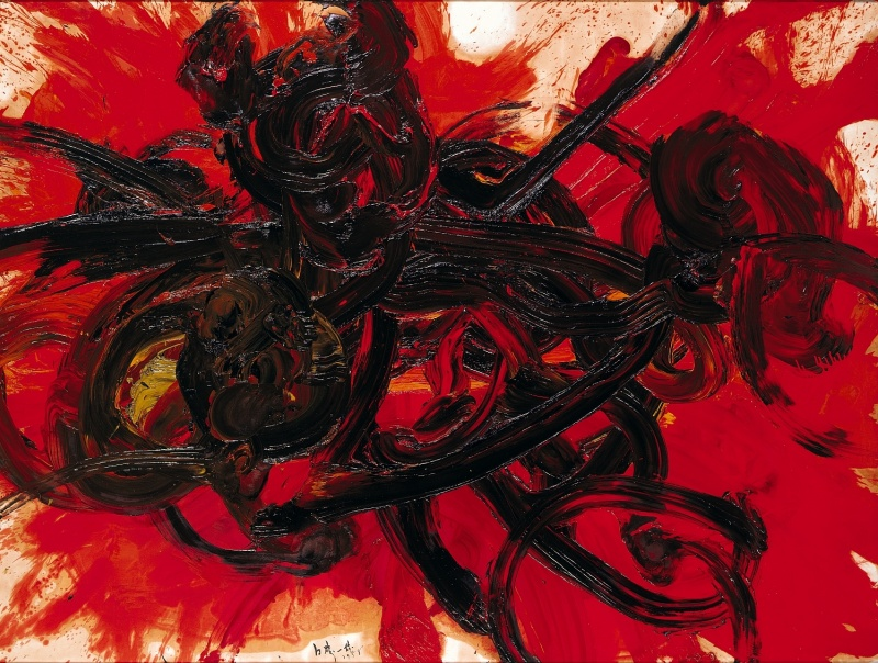 Shiraga Work Ii Hyogo Prefectural Museum Of Art 1500 - © Mr. Hisao Shiraga